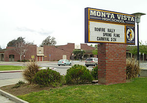 Fremont Union High School District - Monta Vista High School