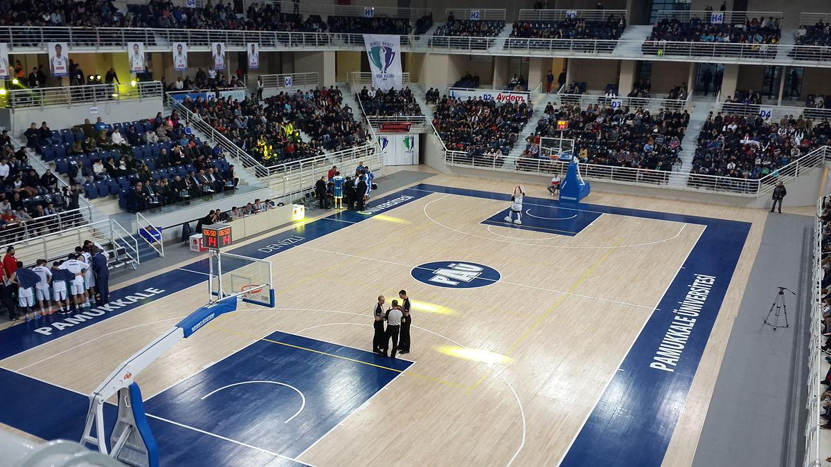 Pamukkale University Arena Wikipedia