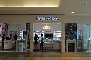 Pandora (jewelry) - Toronto, Fairview Mall Branch
