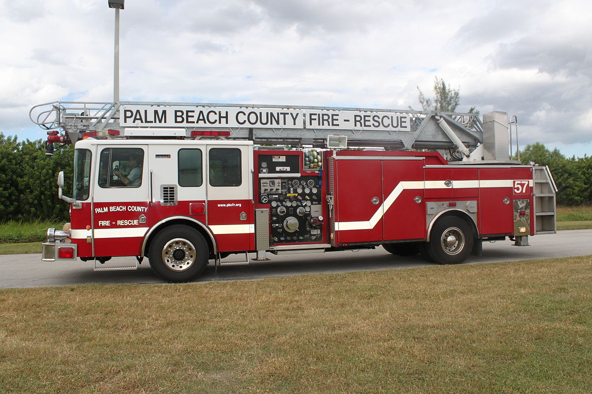 Fire Palm Beach Gardens Today Home Goods Military Trail