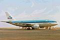 PH-AGA A310-203 KLM NCE 09MAR90 (5737796866).jpg