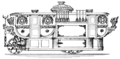 PSM V57 D420 Side view of dr church steam coach made in 1832.png