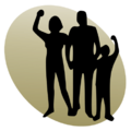 P society icon brown.png