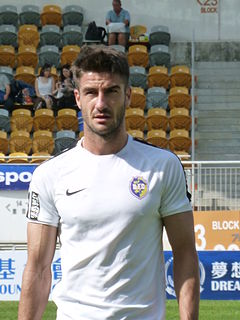 Pablo Gallardo Spanish footballer