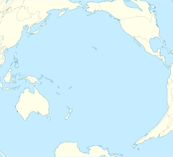 Palmyra Atoll is located in Pacific Ocean