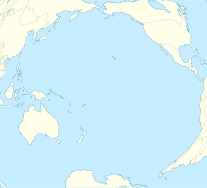 Kure is located in Pacific Ocean