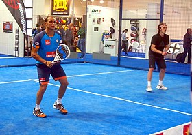 Image illustrative de l'article Padel
