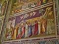Padova Cappella degli Scrovegni Innen Chorfresken 7.jpg