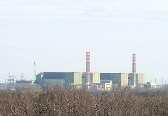 Paks - Paks Nuclear Power Plant