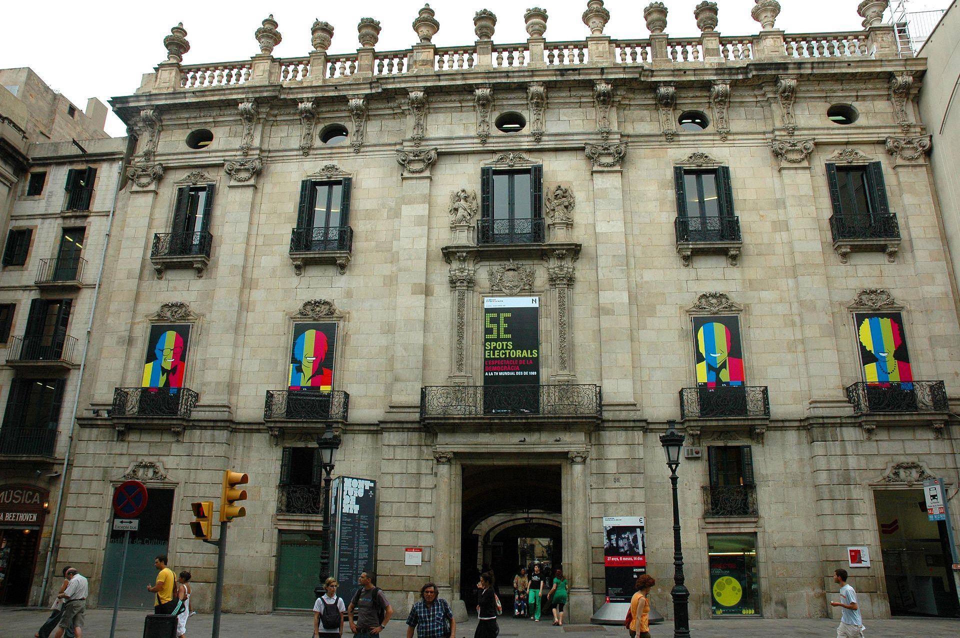 Institut de cultura de barcelona viquip dia l 39 enciclop dia lliure - Agenda cultura barcelona ...