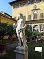 Palazzo medici riccardi, giardino, statua 01.JPG