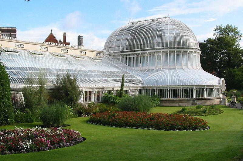 Palm House, Botanic Garden, Belfast