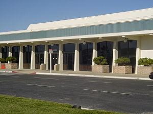 Palmdale Regional Airport - LA/Palmdale Regional Airport Terminal