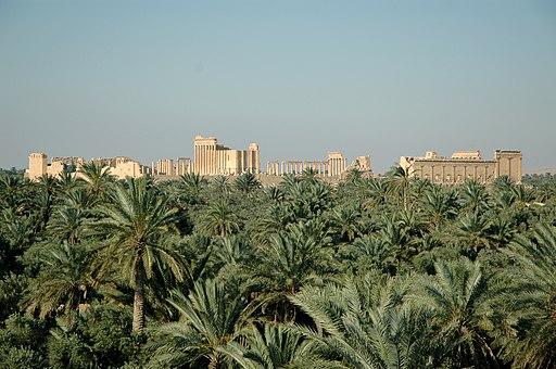 Palmira Tempio di Baal - GAR - 7-01