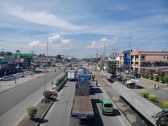 Panabo - Urban core of Panabo
