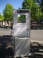 Panneau Wikipédia dans Rennes - Métro de Rennes.jpg