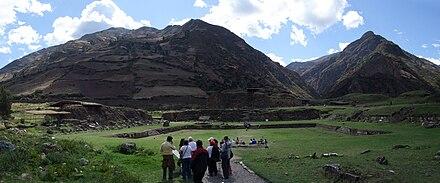 Lama de Précolombie dans LAMA 440px-Panorama_Chav%C3%ADn