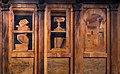 Paolo sacca, coro intarsiato di s. andre a vercelli, dal 1511, 02.jpg