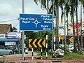 Papan tanda, Pantai Cahaya Bulan (PCB) - Kuala Besar - Pasar Gok Kapor - panoramio.jpg