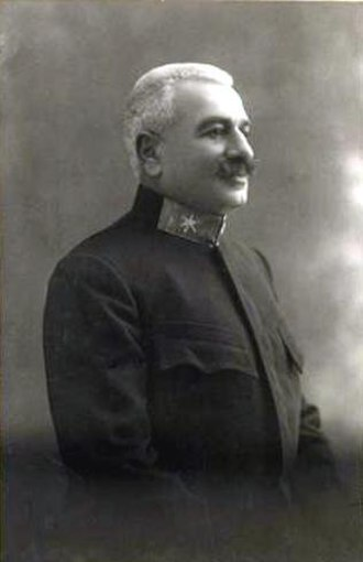 Army of Asia Minor - Lt. General Leonidas Paraskevopoulos