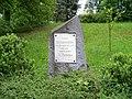 Park Javorka, pomník proroctví Komenského.jpg