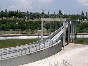 Parque Juan Carlos I Bridge02