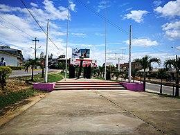 Парк дель Хирон Лима, Tarapoto02.jpg