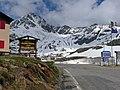 Passo di Gavia, Gaviapass, 2652 m. ü. NN., Rifugio Bonetta - panoramio.jpg