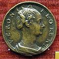 Pastorino, medaglia di veronica di firenze (no verso).JPG