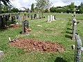 Pastures new, cemetery extension, Teignmouth - geograph.org.uk - 1352804.jpg