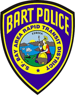 BART Police - Image: Patch of the Bay Area Rapid Transit Police Department (Former)