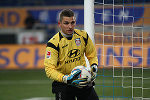 Patric Klandt - Klandt playing for FSV Frankfurt in 2012.