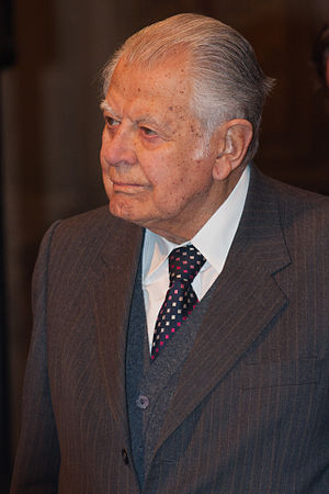 Patricio Aylwin - Aylwin in July 2011