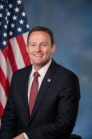 Florida's 18th congressional district - Image: Patrick Murphy, official portrait, 113th Congress