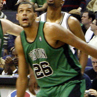 Patrick O'Bryant - O'Bryant with the Celtics