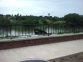 Patrolling Rio Grande @ Laredo