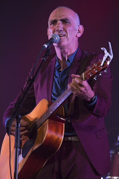 Picture of a band or musician: Paul Kelly