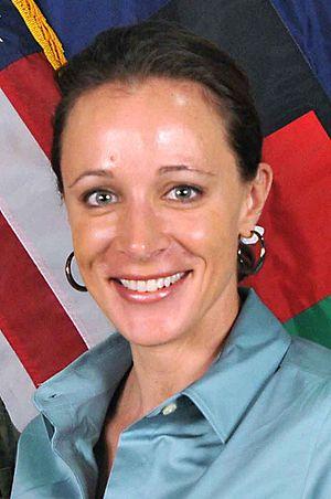 Paula Broadwell cover