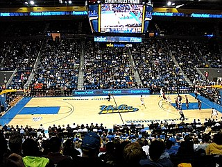 Pauley Pavilion Sporting arena in Los Angeles