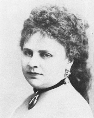 Pauline Guéymard-Lauters - Guéymard-Lauters  c.1865 by unknown photographer