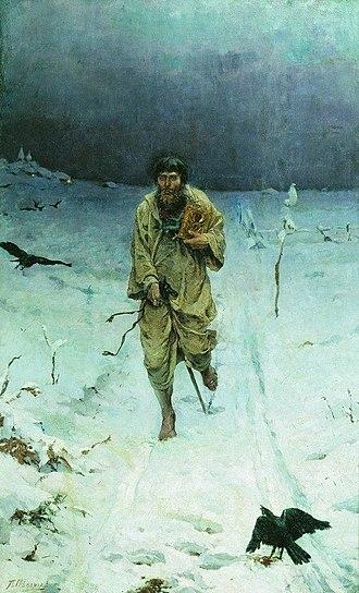 Foolishness for Christ - A God's Fool, by Pavel Svedomsky