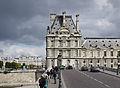 Pavillon de Flore, Palais du Louvre, Paris September 2010.jpg