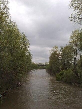 Pčinja (river) - Image: Pcinja