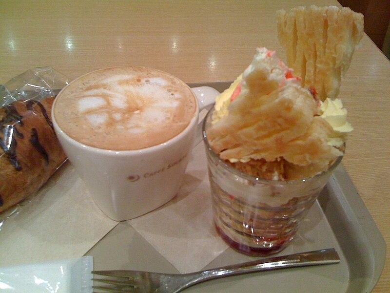 Cafe Ole The Dunes Menu