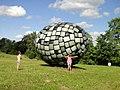 Pedvāle open air art (Firck-Pedwalen manor) - panoramio.jpg