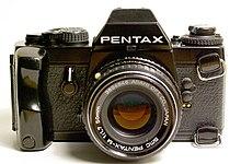 Pentax cameras - Wikipedia