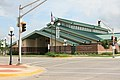 Perry Iowa 20090607 Library Wiese.JPG