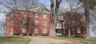 Peru State College - Eliza Morgan Residence Hall