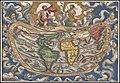 Peter Apian's Cordiform Map of the World.jpg