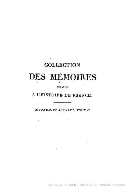 File:Petitot - Collection complète des mémoires relatifs à l'histoire de France, 2e série, tome 5.djvu